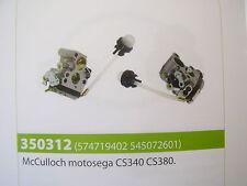 CARBURATORE MOTOSEGA McCulloch CS340 - CS380