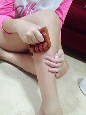 Muscle Wooden Roller Reflexology Health Thai Foot Hand Massage Stick Relax Tool