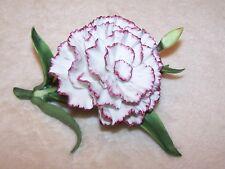 Lenox Carnation Flower 1989 Touch of Ireland Porcelain MINT