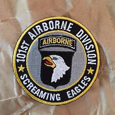 "101st Airborne Division ""Screaming Eagles"" Military Patch"