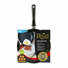 Regis Stone Non Stick Pan With Tough Scratch Coating No Oil Needed 28cm