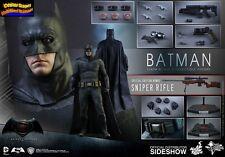 Hot Toys Batman VS Superman Dawn of Justice MMS342 Sniper rifle Exclusive NEW