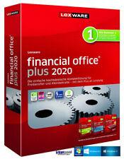 Lexware Financial Office Plus 2020 Vollversion Handbuch PDF Updates Download NEU