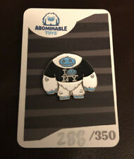 2019 Nycc Exclusive I Ny Chomp Abominable Snowman Limited Pin 288/350