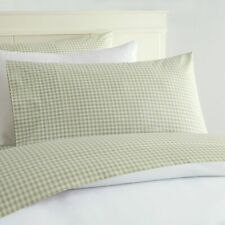 Gingham Sheet Set Twin Green