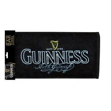 Guinness Brewery 19X10 Woven Beer Bar Golf Towel New