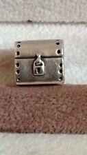 GENUINE PANDORA Sterling Silver 925 ale Treasure Chest Charm 790425