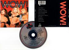 """BANANARAMA """"Wow !"""" (CD) 1987"""