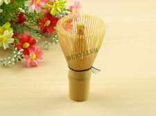 High Grade Handcrafted Bamboo Chasen Matcha Whisk 80 pron * Free Shipping