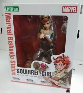 Kotobukiya Marvel Bishoujo Squirrel Girl 1/7 Scale Statue NEW