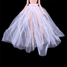 Doll Dress Support Skirts Prop Up Wedding Dress Lining Holders For Barbie Gift ""
