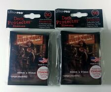 100 Ultra Pro Deck Protector Sleeves-Dead Wake 2 Betsy