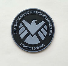 THE AVENGERS movie S.H.I.E.L.D logo PVC 3D  Rubber TACTICAL PATCH  SH  949