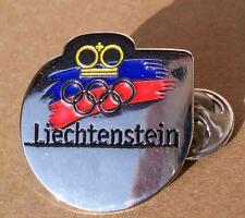Olympic pin NOC LIECHTENSTEIN 2000 Generic  rare
