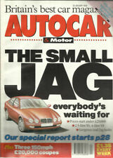 January Autocar Transportation Magazines