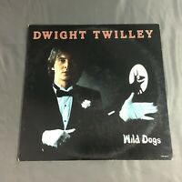 Dwight Twilley - Wild Dogs (1986) - LP Record CBS Records Vintage