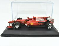 Ferrari F1 F10 Formula 1:43 Model Car diecast Hot Wheels Gp Alonso 2010