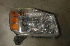 2004-2015 Nissan Armada Titan OEM right side passenger RH headlight