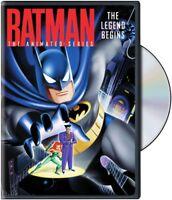 Batman: The Animated Series: The Legend Begins [New DVD] Full Frame, R