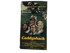 CADDYSHACK VHS Chevy Chase Rodney Dangerfield Bill Murray Ted Knight NEW SEALED