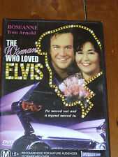 ROSEANNE  -DVD -' THE WOMAN WHO LOVED ELVIS ' 1993  AS NEW / STILL SEALED