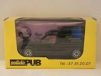 Renault Express AAC Strasbourg 1989 neuf boîte - SOLIDO Pub made in France MIB