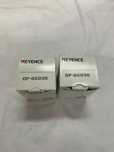 Keyence OP-86936 Vertical Mounting Bracket (Lot of 2)