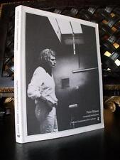 PETER KLASEN MONOGRAFIA / MONOGRAPHIE Piano Inclinato 1982 libro arte fotografia