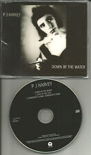 PJ HARVEY Down By the Water w/ 2 UNRELEASED TRX CD Single 1995 w/ JOHN PARISH
