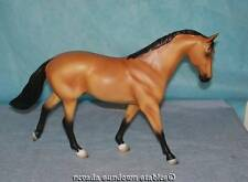 Lakeshore Collections Porcelain Model Horse Buckskin Touch of Sky Sporthorse