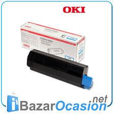 Toner OKI C3200 / C3200N Cian Cyan Original Nuevo  Ref. 43034807