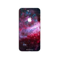 iPhone 8 Plus Skin STICKER 10 Decal 7 Plus 6 5 SE Case X Red Star Galaxy PS013