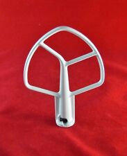 Stand Mixer 5 Qt Coated Flat Beater for KitchenAid, K5Ab, Saw10807813 New