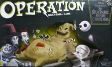 NIGHTMARE BEFORE CHRISTMAS Operation Silly Skill Game (englisch)  Neu OVP