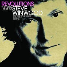 Steve Winwood Revolutions The Very Best Of NEW CD ALBUM
