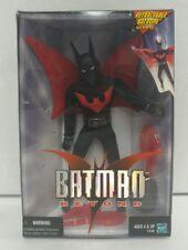 """Batman Beyond 9"""" Poseable Figure w/ Retractable Batrope & Batarang Hasbro 1999"""