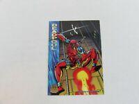 1994 Marvel Universe Series 5 #98 Deadpool Single Base Card