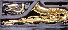 New pro Tenor saxophone SUPER ACTION 80 copy w/Yamaha sax swab  list $3,998.00