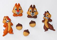 Chip & Dale ~  Disney Collection Buttons  / Jesse James Dress It Up / NEW