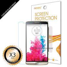 LG G3 Screen Protector 3x Anti-Glare Matte Cover Guard Shield Saver