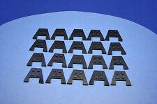 LEGO 20 x Flügelpatten 3x4 schwarz 4859 aus 6597 7181 6982 6398 6991 6339