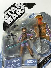 STAR WARS - 30TH Wave 5: McQuarrie Starkiller Hero Hasbro selten rar neu