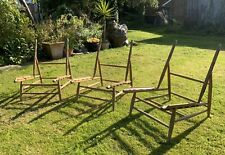 More details for ercol 427 'floating chairs' x 3 for restoration