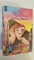 Disney's Hunchback of Notre Dame Little Library Book Set - NEW SEALED