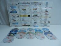 Lot of 143 Nintendo Wii Games - Tangled, Carnival Games, Epic Mickey,