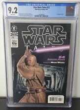 Star Wars Tales #13 CGC 9.2 | 1st Baby Yoda Species | Dark Horse