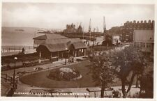 WEYMOUTH(Dorset): Alexandra Gardens and Pier RP-EXCEL