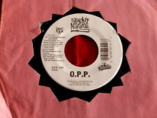 NAUGHTY BY NATURE~ O.P.P.~ MINT~ STORE STOCK~ EVERYTHING'S GONNA BE ~ SOUL 45