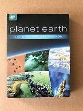 "(8)  BRAND NEW BBC EARTH ""PLANET EARTH"" 6 DVD BOX SETS"