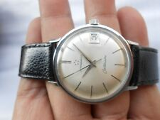 SUPER VTG COLLECTIBLE ETERNA-MATIC CENTENAIRE 1439U MOVT AUTOMATIC WRISTWATCH